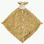 Angel Dear Giraffe Blankie with Monogram