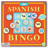 Spanish Bingo by Eeboo