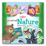 Preschool Nature Memory Game by Eeboo