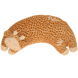 Angel Dear Giraffe Pillow with Monogram